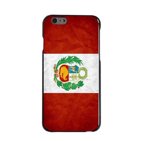 Casing Hp Iphone 6 6s Custom Hardcase Cover custom cover for iphone 5 5s 6 6s plus peru flag