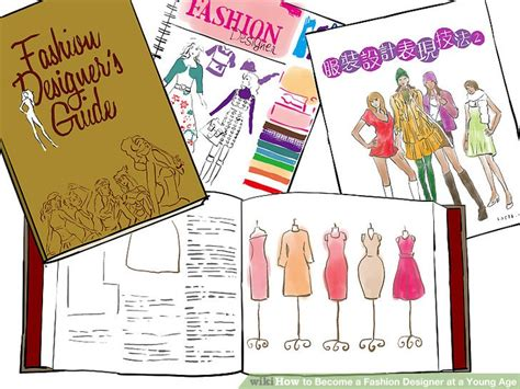 design clothes wikihow how to become a fashion designer at a young age 9 steps