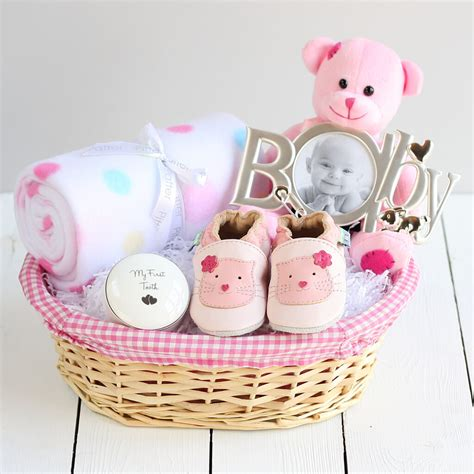 gifts for from baby deluxe new baby gift basket newborn baby her