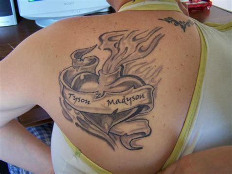 name heart tattoo designs tattoos designs ideas and meaning tattoos for you