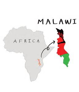 Malawi Africa Map by Africa Map Malawi
