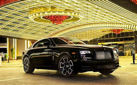 rolls royce wraith wallpaper rolls royce wraith black badge 2017 4k wallpapers hd