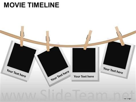 series of events timeline ppt theme powerpoint diagram