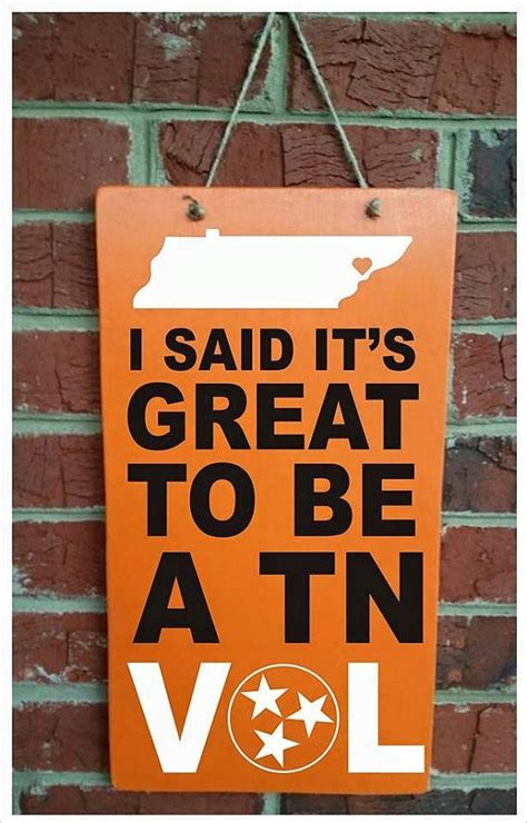 university of tennessee vols home decor by gdaykreations 1000 ideas about tennessee flag on pinterest state