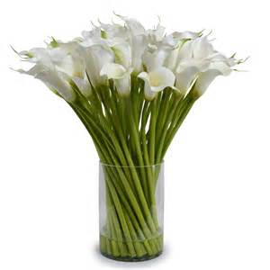 calla lily arrangement new growth designs