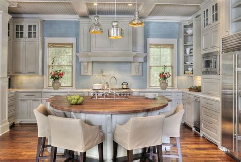 round island kitchen south carolina kitchen w round island lowcountry french