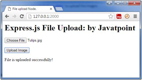 javascript tutorial in javatpoint express js file upload javatpoint