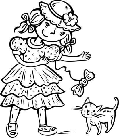 imagenes de niñas y niños jugando dibujos para colorear nia great dibujos para colorear nia