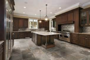 Tile Floor Kitchen Ideas by Kitchen Tile Design From Florim Usa In Kitchen Tile Design