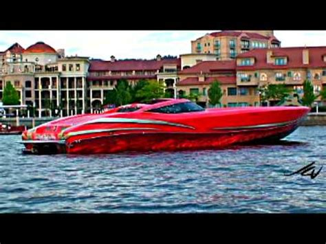 cigarette boats for sale in british columbia okanagan lake boating youtube