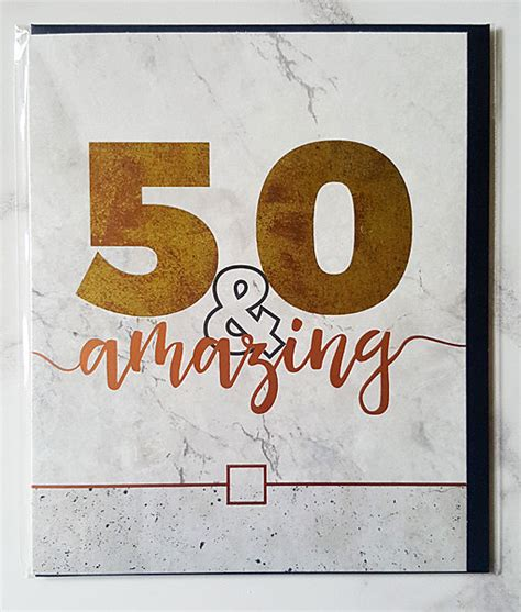 In 50th Birthday Card Male 50th Birthday Cards Belly Button Designs Age