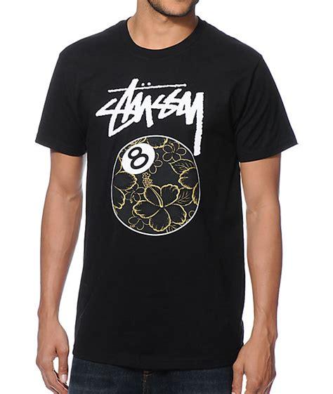T Shirts Stussy 8ball Putih 1 cool