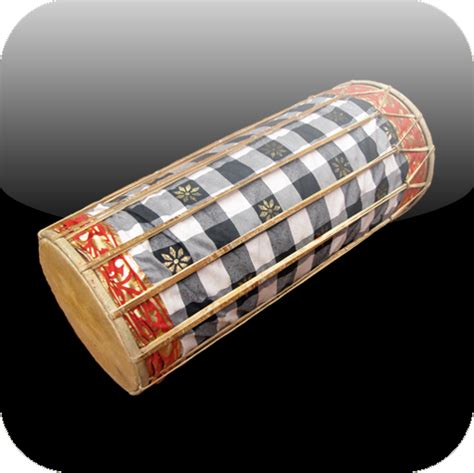 Balinese Gamelan Gong Kebyar on iOS     Kendang lanang