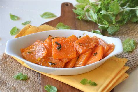 ricette cucina zucca 187 zucca in agrodolce ricetta zucca in agrodolce di misya