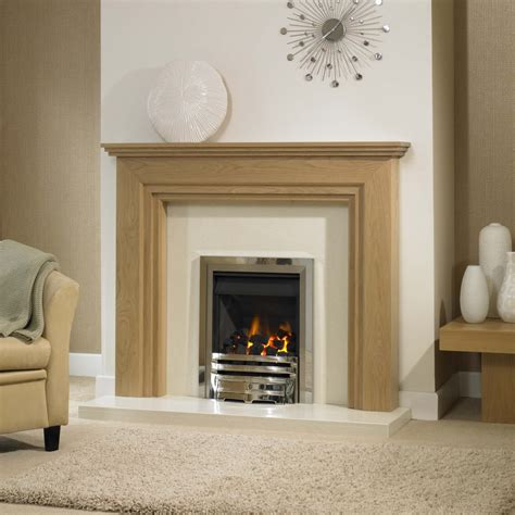 Barton Fireplaces by Barton Surround 54 Inch
