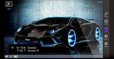 Lamborghini Windows 7 Theme Windows 7 Themes And Screensavers Wallpaper Best Free Hd
