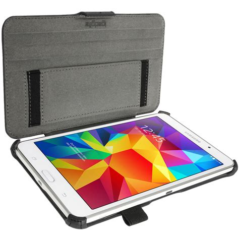 Galaxy Tab 4 T235 igadgitz executive pu leather cover for samsung galaxy tab 4 7 0 quot sm t230 sm t235 screen