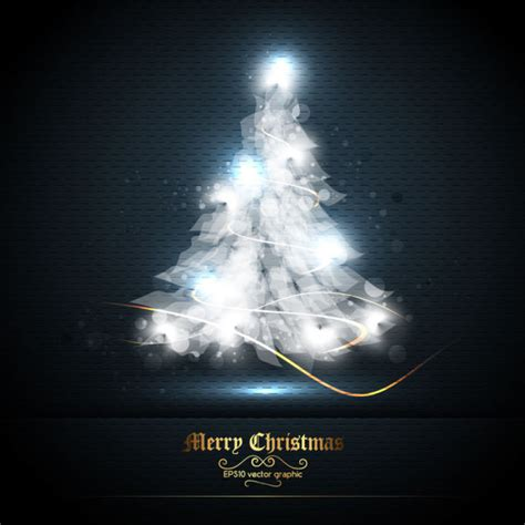 vector halo tutorial beautifully halo christmas 01 vector material over