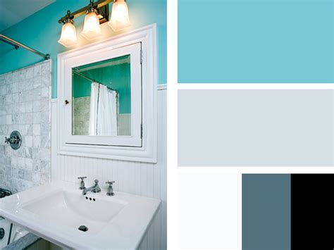 blue and grey color scheme blue gray bathroom color schemes