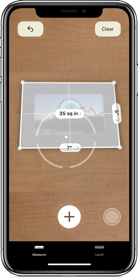 use the measure app on your iphone or apple support