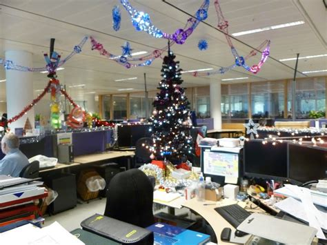 office xmas decorating ideas top office decorating ideas celebration all about