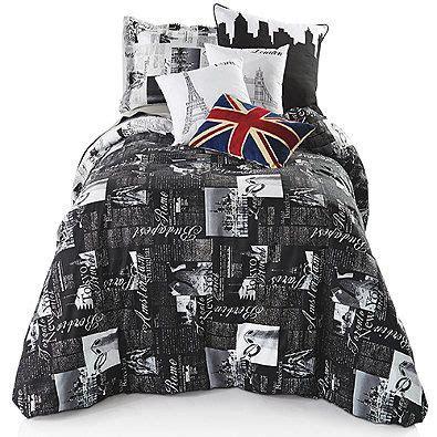 passport comforter passport london and paris reversible duvet cover set in