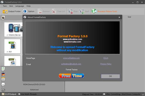 download aplikasi format factory exe format factory 3 9 0 0 final terbaru download software