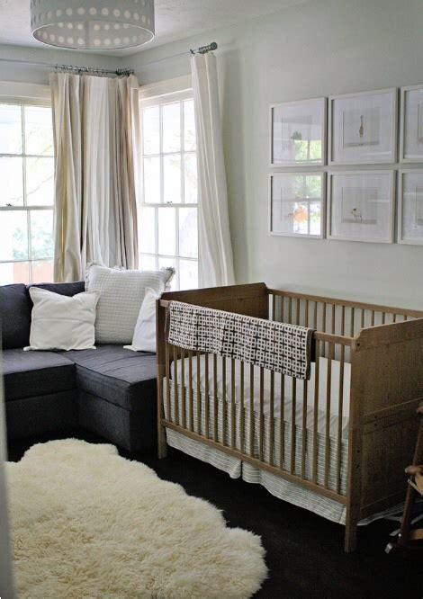sheepskin rug for nursery decorating accessories