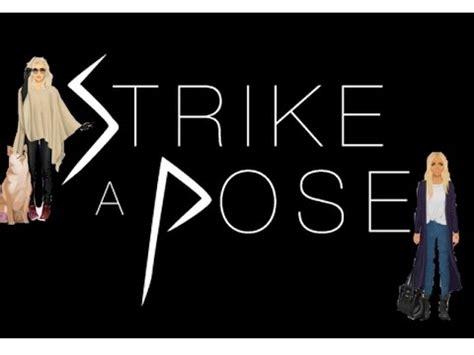 Your Own Strike A Pose Haz Tu Propio Strike A Youtube | legs with star design hair stardoll tutorial doovi
