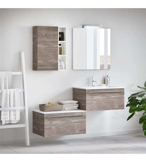 pensili bagno mobile bagno sospeso hafro geromin change 45 cm 140 con