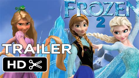 frozen film season 2 disney s frozen 2 trailer youtube
