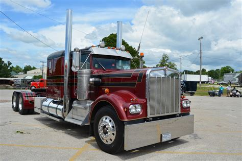kenworth w900a aths antique truck show springfield mo pt 5