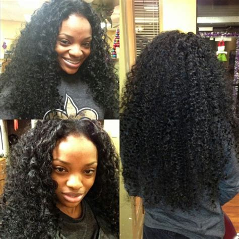 brazilian wave style human hair sew in weave styles pictures