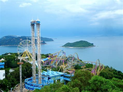 theme park hong kong 10 most popular theme parks in the world us city traveler