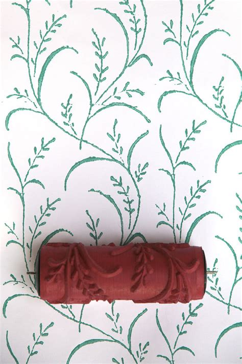 pattern paint roller home depot patterned paint roller for home decor no 17 by haubenart