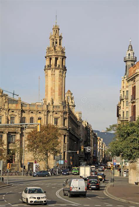 oficina central correos barcelona edificio central de la oficina de correos en barcelona