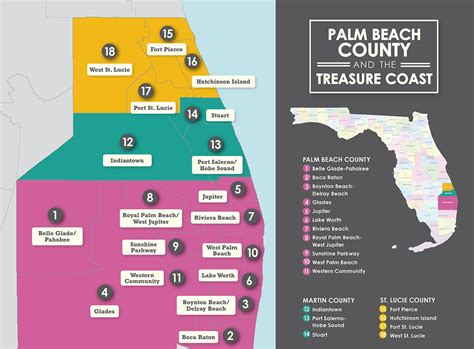 Records Palm County Choosing The Right Neighborhood To Rent In