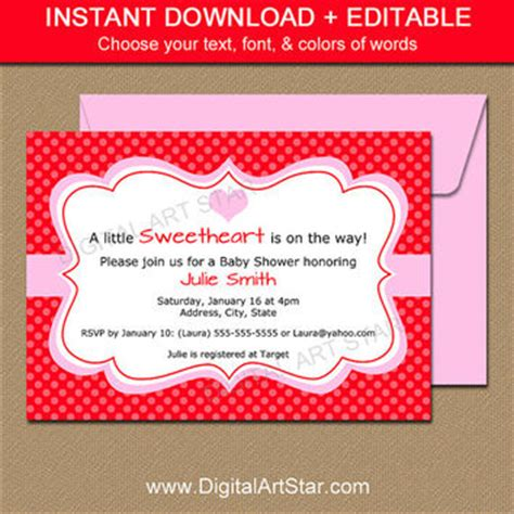 Day Invitations Template Best Bridal Shower Invitation Templates Products On Wanelo