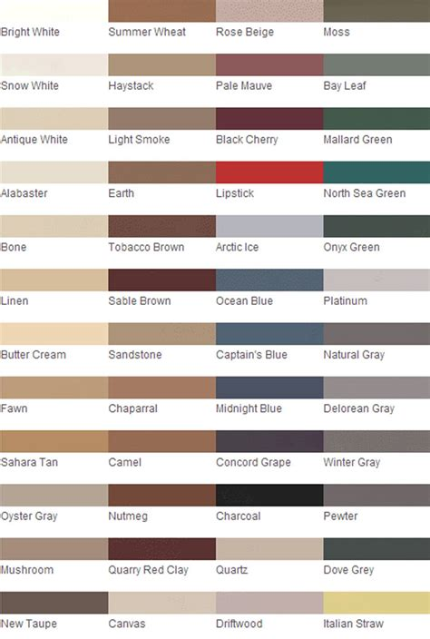 grout colors grout rejuvenator color charts grout stain tile grout