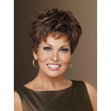 Wigs For Women Over 50 By Raquel Welch | pixie wigs over 50 quotes