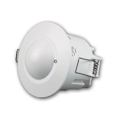 Decken Einbau Bewegungsmelder 360° HF LED geeignet