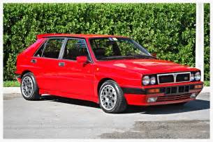 Lancia Delta Integrale Sale There S A 1989 Lancia Delta Hf Integrale For Sale In The