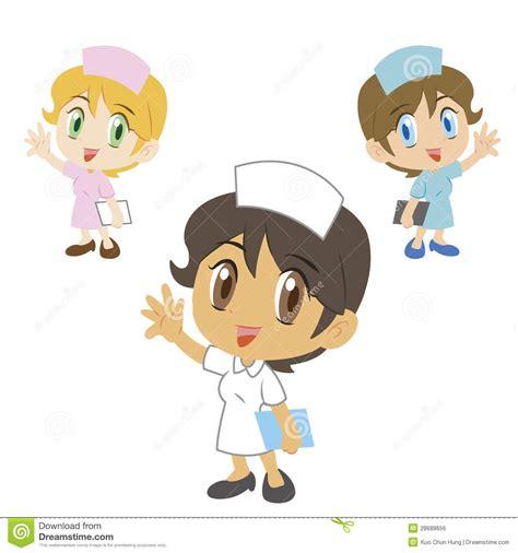 clipart infermiere infirmi 232 re personnage de dessin anim 233 illustration de