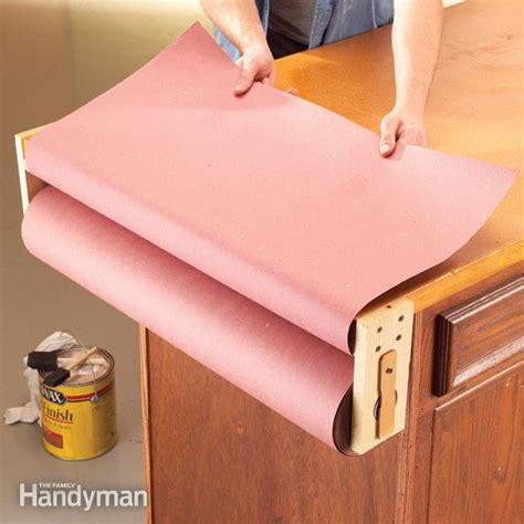 work bench cover rosin paper workbench cover the family handyman
