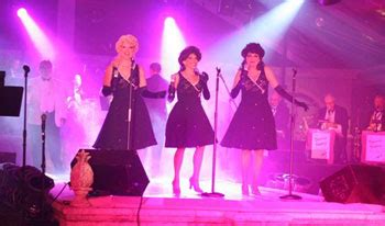 swing sisters band florida tribute to the andrews sisters 40s big band music
