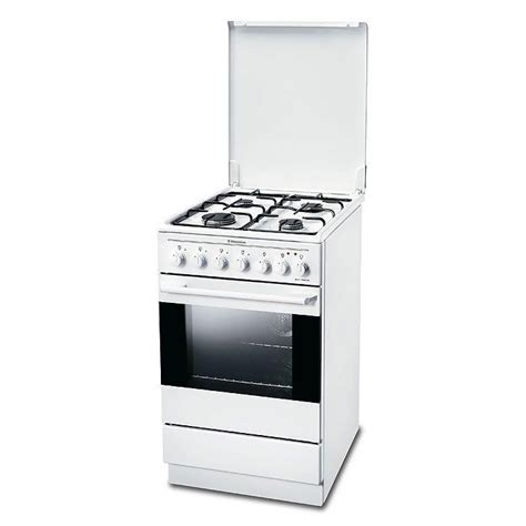Oven Gas Electrolux Gas Cooker With Electric Oven Electrolux Ekk511510w