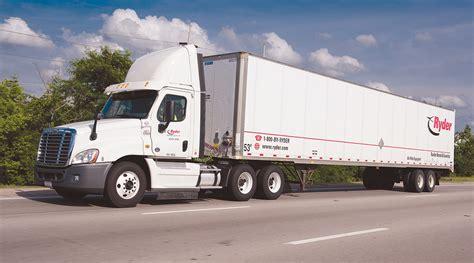 ryder posts  revenue growth   units transport topics
