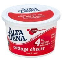 Alta Dena Cottage Cheese by Other Creams Cheeses At Whole Foods Market Instacart