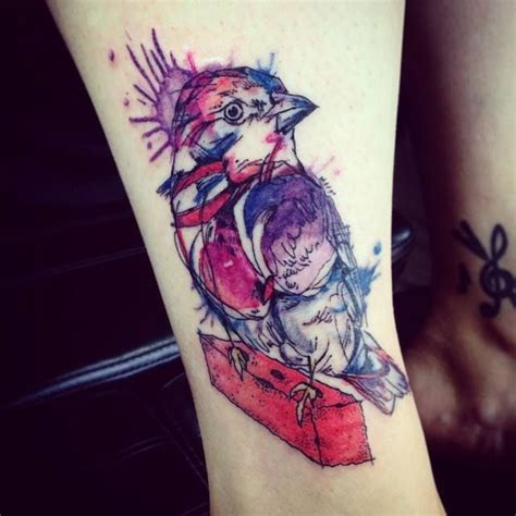 tattoo paper toronto 132 best watercolour tattoos images on pinterest