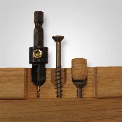 piece countersink set woodworkers guild  america